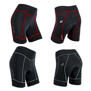 Women-039-s-Cycling-Riding-3D-GEL-Padded-Shorts-Bicycle-Wear-Bike-Lycra-Tights-S-XXL