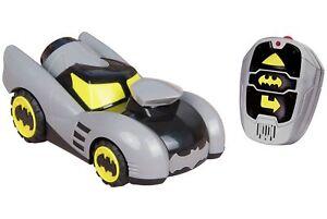 DC Super Friends Voice Changer RC Batmobile.