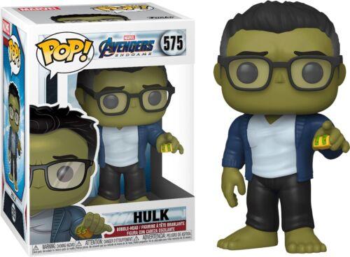 Avengers-HULK Con Taco FUNKO POP Figura in vinile #575 Finale di MARVEL