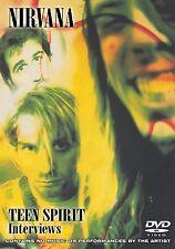 Nirvana - Teen Spirit Interviews (DVD, 2007)