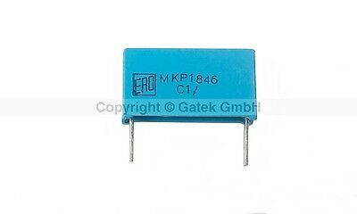 20x ERD Film Kondensator Capacitor 2.2 nF 2n2 2000V MKP1846  NOS - Lagerware