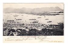Hong Kong CHINA-SG#93(single frank)-VICTORIA 2/SP/07-postcard view KOWLOON FROM