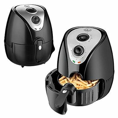 Air Fryer Healthy Deep Fat Roast Chips Fat Free Cooking Frying Grill Bake New