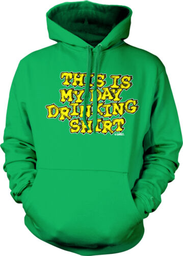 This Is My Day Drinking Shirt Sunday Shenanigans Chive Hoodie Pullover