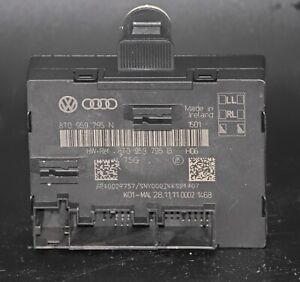8t0959795b-Audi-a4-8k-b8-a5-8t-Tuer-Steuergeraet-hinten-Tuer-Steuergeraet-ECU-hinten-links