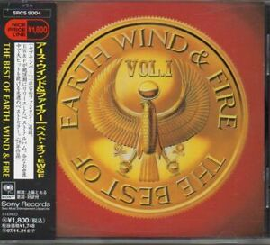 The-Best-Of-Earth-Wind-amp-Fire-Vol-I-JAPAN-CD-with-OBI-SRCS9004