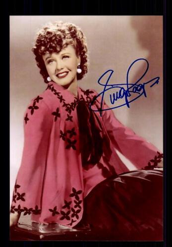 + Ginger Rogers +CH 169 Film Legende +Autogramm+