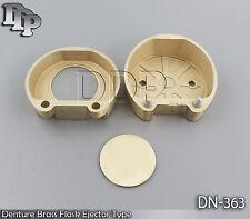Lower Denture Brass Flask Ejector Type Dental Lab DN-363