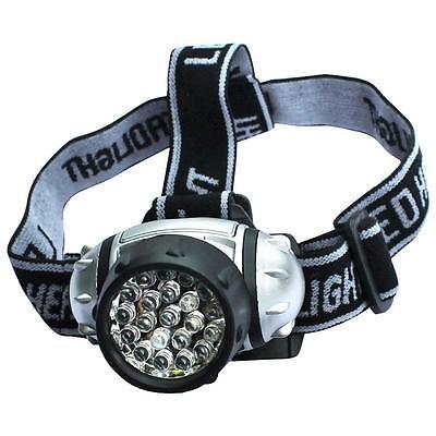 21 LED 4 Modes Waterproof Head Torch Flashlight Bike Lamp Headlamp WA