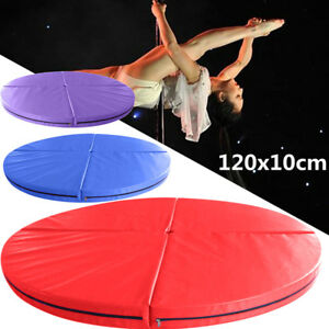 3 9 Foldable Pole Dance Mat Yoga Exercise Safety Dancing