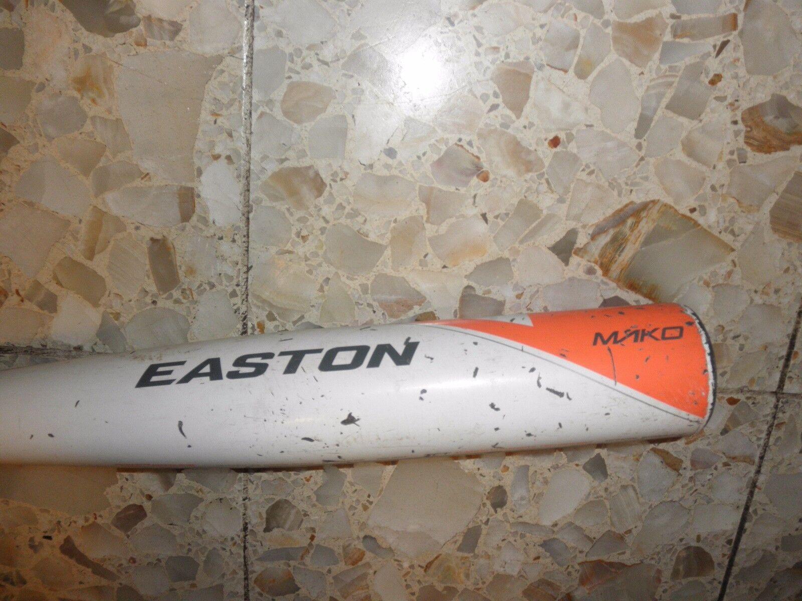 Easton Mako béisbol bate de béisbol Mako brigada de potencia de 33L 30w barril 2 5/8 D -3 60441b
