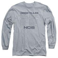 Rules Schmules Black Adult Mens Long Sleeve T-Shirt