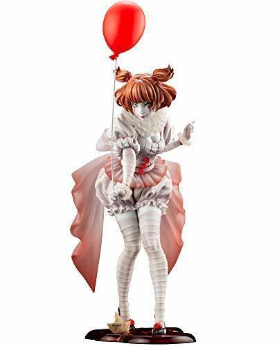 Kotobukiya It HORROR Bishoujo Pennywise 2017 1/7 PVC Figure SV275 Japan Gift