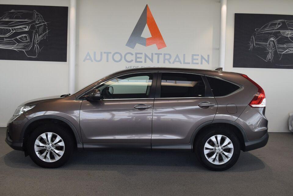 Honda CR-V 1,6 i-DTEC Elegance Diesel modelår 2014 km