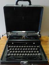 1939 Royal Speed King Typewriter serial number 0-833146 in Working condition