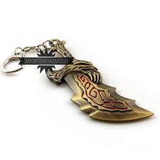 GOD OF WAR SPADE DEL CAOS PORTACHIAVI kratos keychain Lames du Blades of Chaos 3