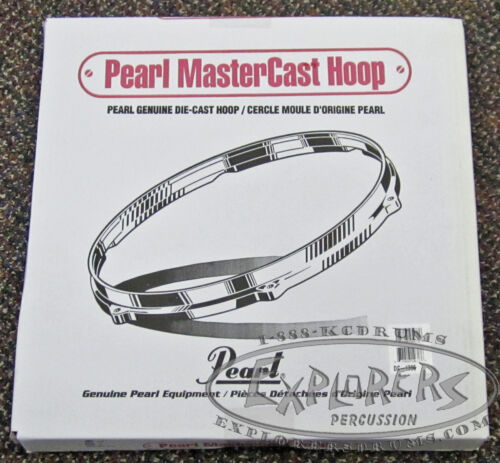 Pearl 12 Inch 6 Hole Die Cast Drum Hoop *Genuine Replacement Rim DC1206*