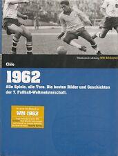 Chile 7. Fußball-WM 1962 Süddeutsche Zeitung Bibliothek NEU! OVP