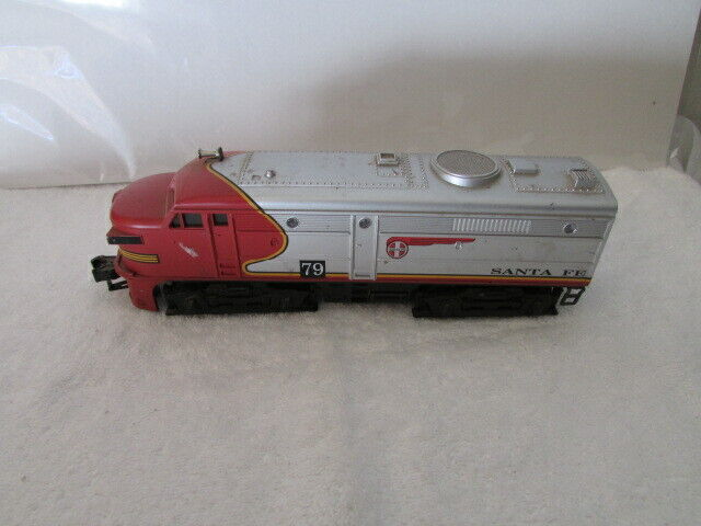 MTH O Scale Santa Fe   79 Engine Only
