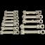 12-Tlg-Gelenk-Ringmaul-Ratschenschlussel-Satz-Set-8-19-mm-Gabelschlussel-Ratsche miniatuur 8