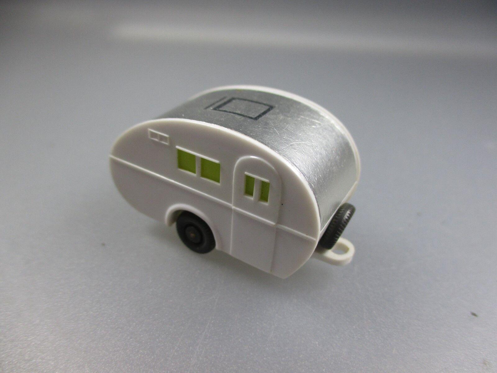 Wiking  Ei- Anhänger   Wohnwagen (Schub38)