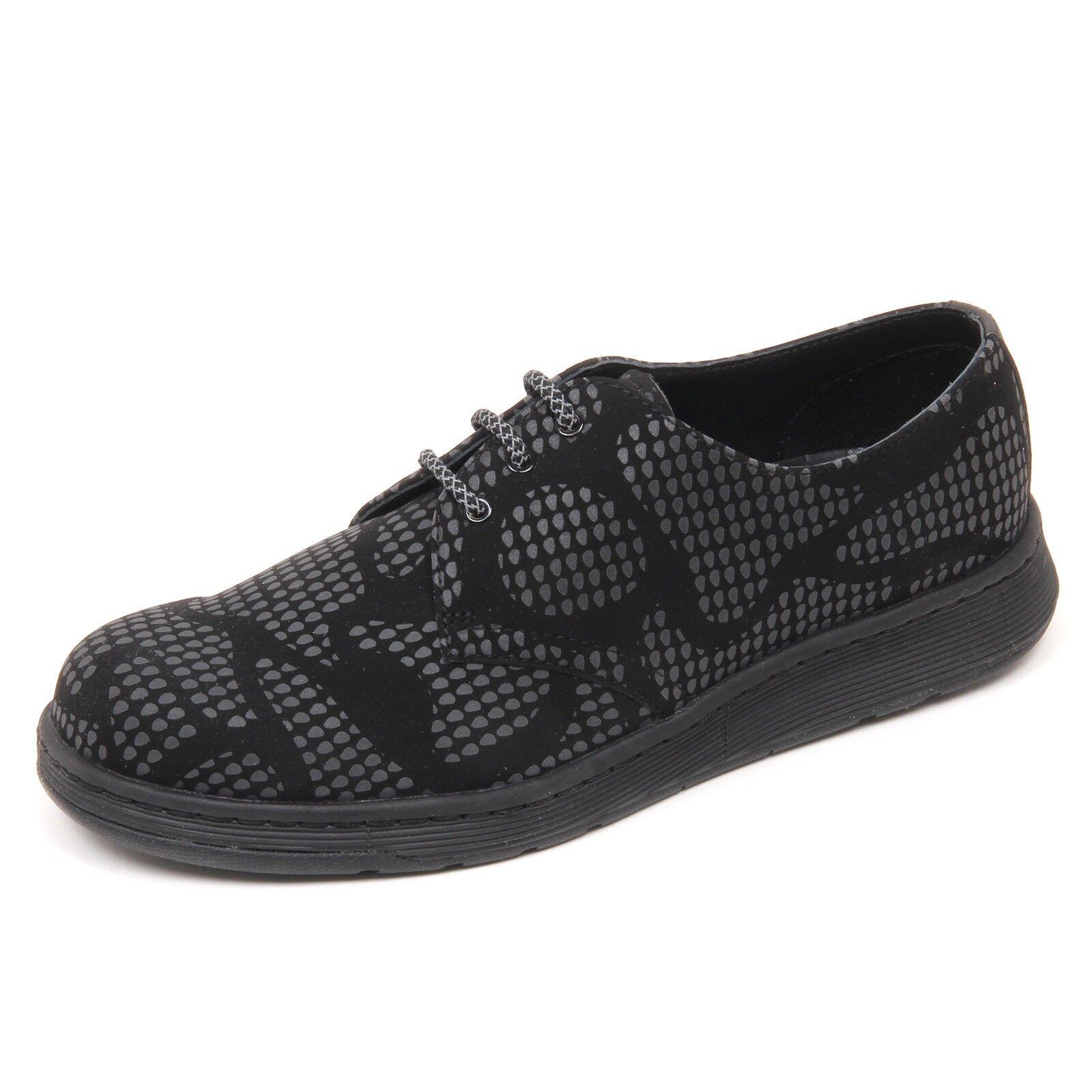 D1968 scarpa uomo DR. MARTENS CAVENDISH scarpe nero shoe man