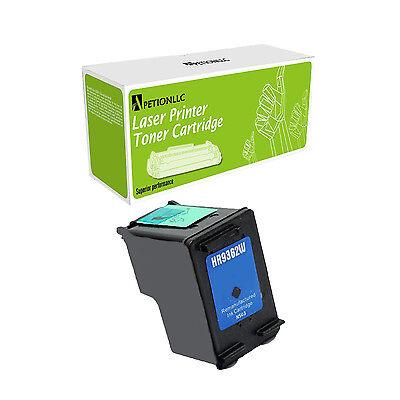Compatible 1PK C9362WN Black Ink Cartridge For HP 92 Deskjet 5420 5440