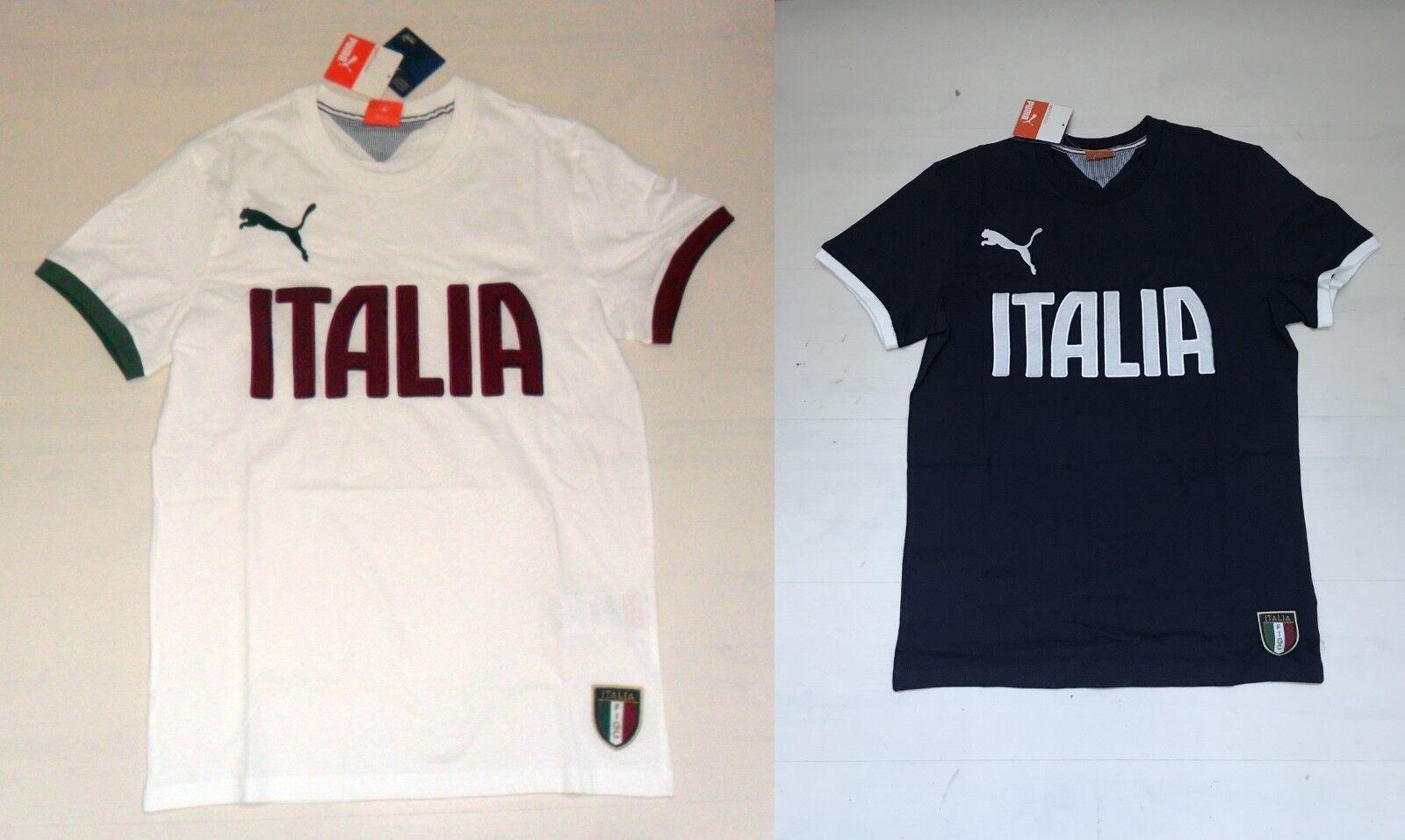 3513 PUMA ITALIE T-SHIRT GRAPHIQUE GRAPHIQUE GRAPHIQUE TEE TRICOT HAUT WCUP '14 COTON 745177 a28f40