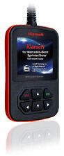 iCarsoft OBD2 OBDII Scanner Tool Code Reader ECU DTC CEL + Oil Reset BMW/MINI