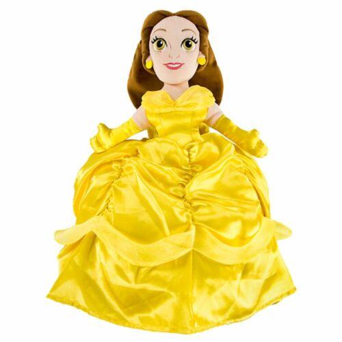 """Disney Parks Princess Belle Pillow Pet Plush Pillow 20/"""""""