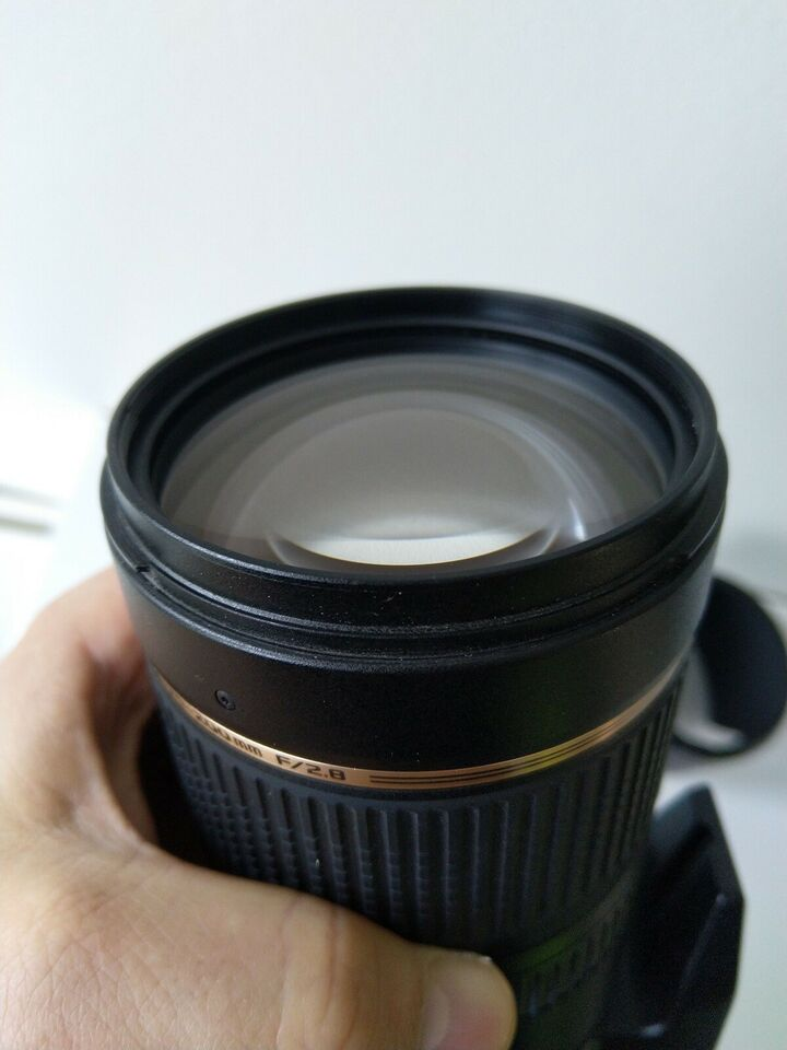 Zoom, Tamron, 70-200mm f2.8 VC USD