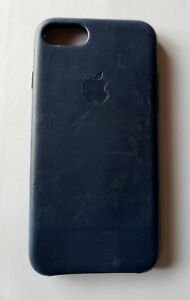iphone 8 case leather blue
