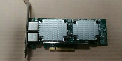 657128-001 656594-001 HP 530T 2-Port 10Gb Ethernet PCIe 2.0 Adapter