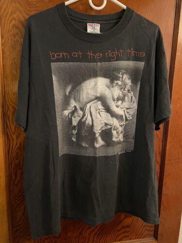 Men's Paul Simon Tour 1991 Born At The Right Time