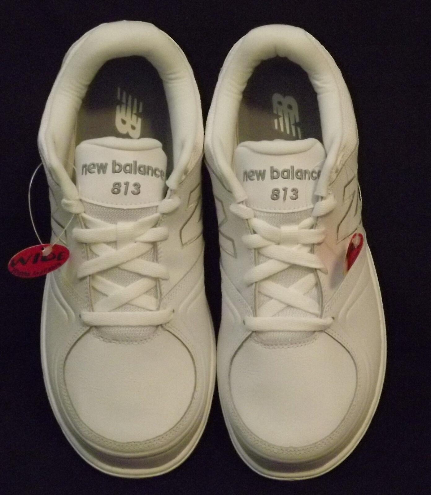New Balance Balance Balance de mujer Zapatos para Caminar 813 blancoo Talla 11 2E Nuevo con etiquetas  grandes ofertas
