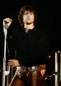 Art print poster , canvas Singer Jim Morrison of the Doors