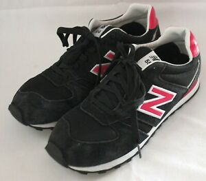 NEW BALANCE NB ~ Womens Pink Black 554