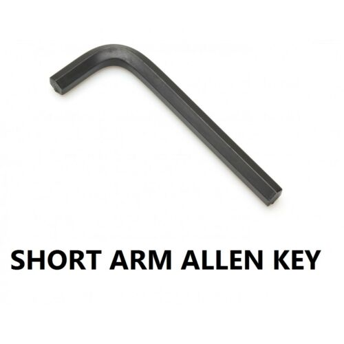 0.7mm Qty 1 Hexagon Allen Key M0.7 Metric Short Arm Wrench Hex Plain