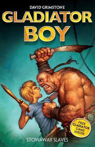 Stowaway Slaves (Gladiator Boy) By David Grimstone
