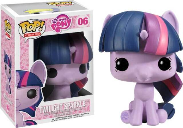 My Little Pony - Twilight Sparkle Pop! Vinyl Figure * NEW Funko
