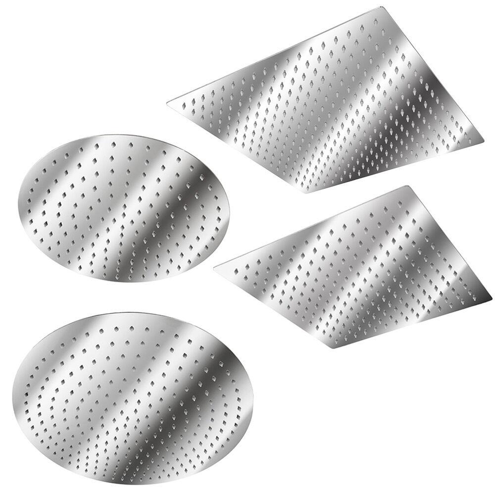 Kopfbrause Regendusche Regenbrause Brausekopf Duschkopf Edelstahl poliert | Up-to-date-styling  | Sehr gelobt und vom Publikum der Verbraucher geschätzt  | Discount  | Realistisch