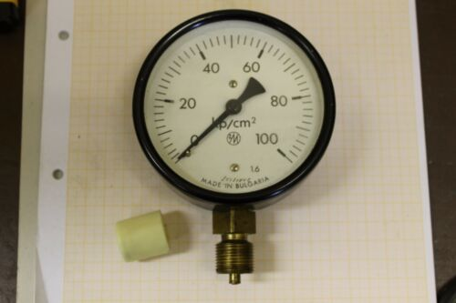 * WIKA MANOMETRO//visualizzazione di pressione 4130562628 0-15bar - unused #go
