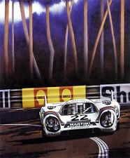Porsche 917K Marko Van Lennep Le Mans 1971 Simon Owen
