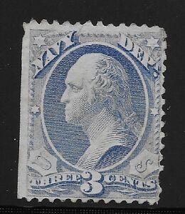 US-Scott-O37-Single-1873-Official-3c-AVG-MNG