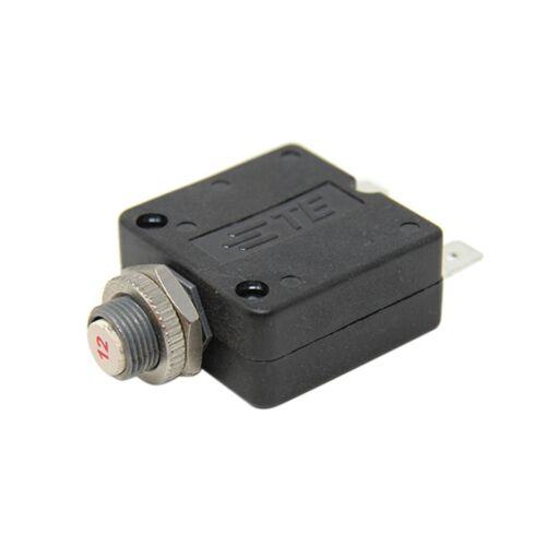 Interruptor de circuito W58-XB1A4A-30 urated 250VAC 50VDC 30A contactos SPST-NC