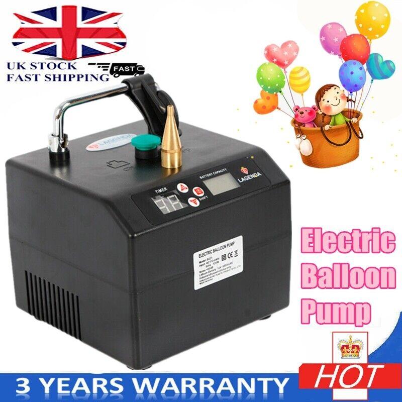 Électrique Portable Ballon Pompe à Ballon Gonfleur haute puissance B231 NEUF