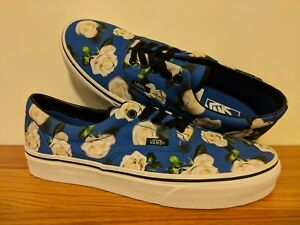 b516de35c VANS New Era Romantic Floral Classic Men Size USA 9 UK 8.5 EUR 42 | eBay