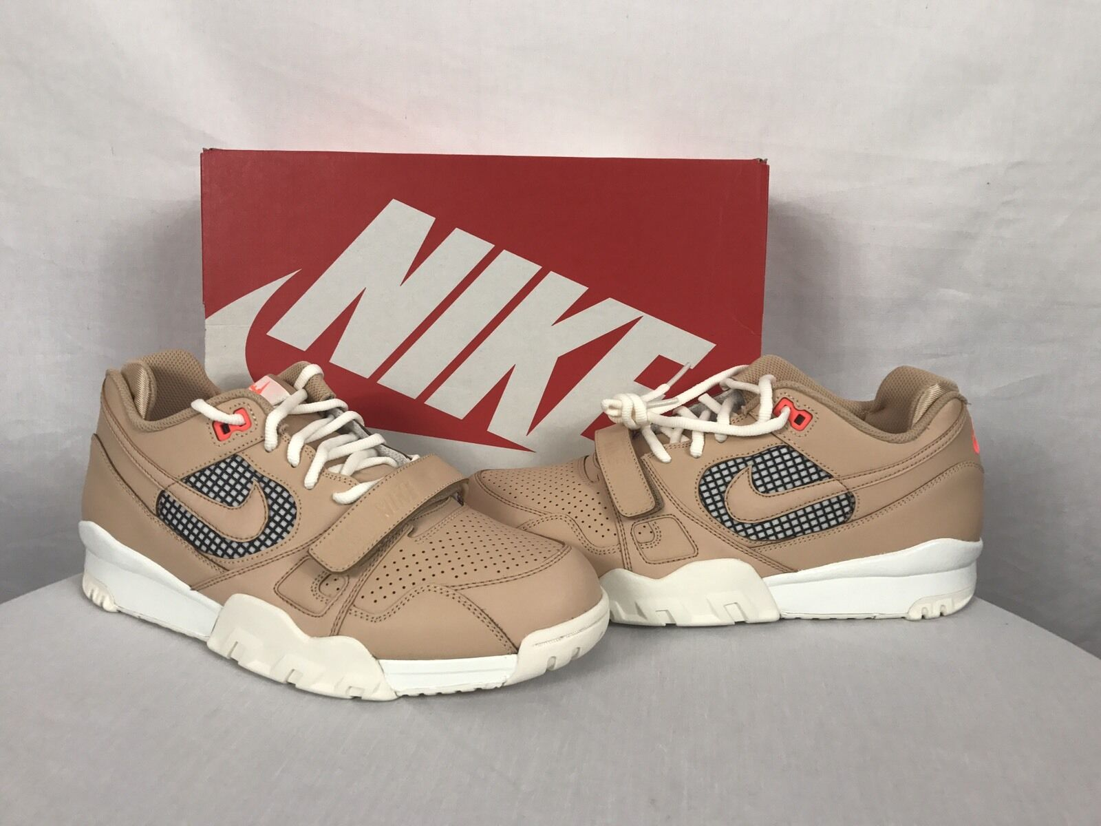NEW  Men's Nike Air Trainer 2 Low Size 10.5 With Box 371739-200