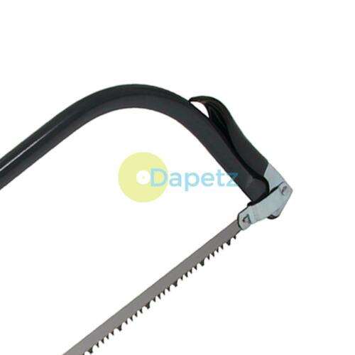 """30/"""" Heavy Duty Bow Saw Branches Trees Blade Wood"""