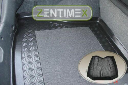 velcro-Organizer para Ford mondeo Ghia x 3 b4y Limousine stufenh Alfombrilla de Tina